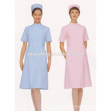 Canton Fair showed Medical Uniform Fabric T/C65/35 20*20/100*50