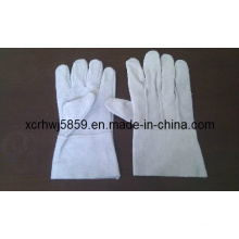 Leather Working Hand Glove