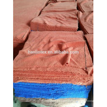 80% poliéster 20% poliamida toalha de microfibra de terry para ginásio