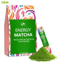 La mejor selección al por mayor Organic Matcha Tea Bag