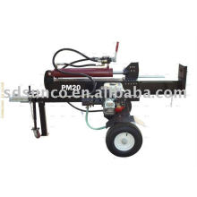 Log Splitter mit PTO