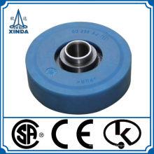 Roda de alumínio de alta resistência Rolos de elevação