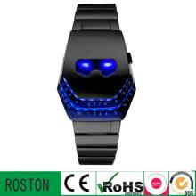 Fashion Snake Eyes LED Watch