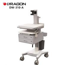 DW-310-A Chariot mobile d'ordinateur portable d'hôpital avec le tiroir