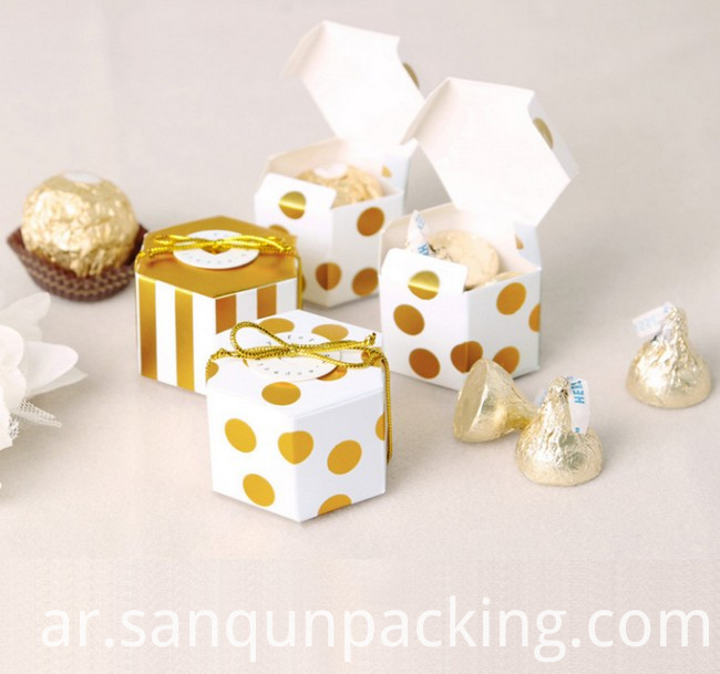 Octagon Shaped Candy Box 3