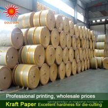 fábricas de papel kraft nos eua