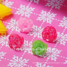 Пластмассовые розы штифтики домашнего украшения Рождественские украшения