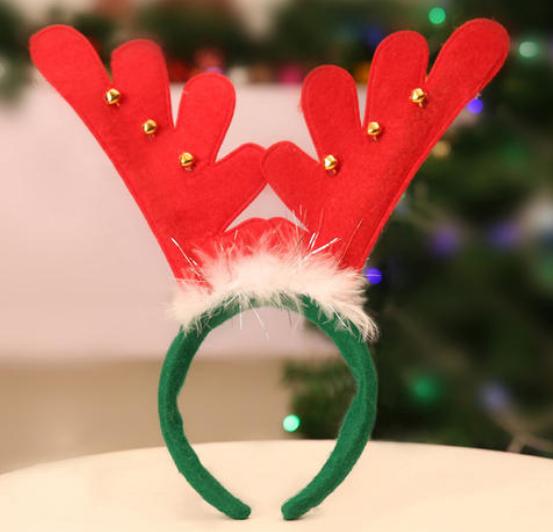 Christmas Hair Hoop