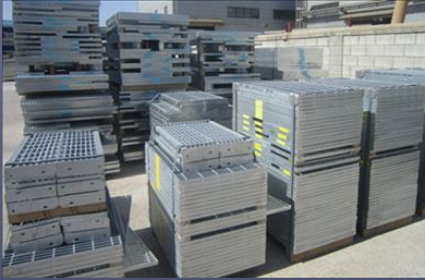 Galvanized Electroforged Steel Gratings