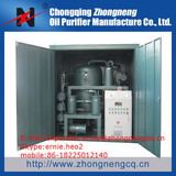 Double-Stage Vacuum Automation Insulation Oil Purifier