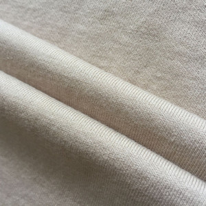 Modal cotton blended fiber  knitted terry fabric