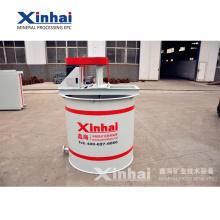 Nuevo proceso de lixiviación por tanque de lixiviación / agitación de reactivos