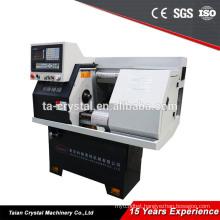 china mini cnc lath equipment price cnc turning lathe machine for saleCK0640A