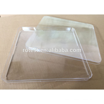 25cm/250mm square petri dish