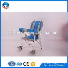New style cheap facotry bike folding child seat, folding bicycle child chair for sale
