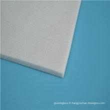 Isolation thermique en fibre de coton coton aiguilleté