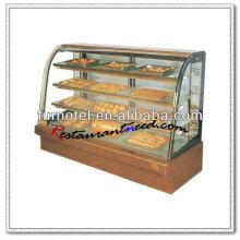 K194 4 Schichten Commerical Bäckerei Showcase Display