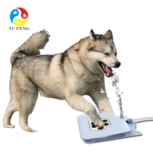 Automatic Dog Water Fountain Dog Sprinkler Dispenser Paw Activated pet supplies for pets