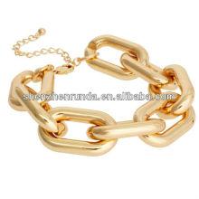 Braceletes braceletes 2013 bracelete de contas popular bracelete banhado a ouro