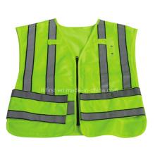 Veste de sécurité réfléchissante à haute visibilité avec En471 (DFV1028)