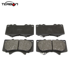 04465-yzz57 Low Metal Bremsbelag China für TOYOTA