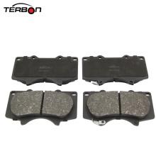 04465-yzz57 Plaquette de frein métal basse Chine pour TOYOTA