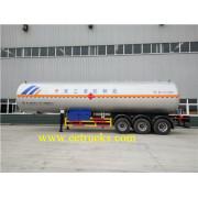 59,5 CBM 25 TON Przyczepy transportowe propanu