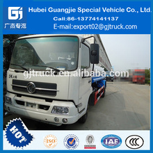 5000 liters Dongfeng 4*2 street water tank truck street sprinkler china water tanker for sale
