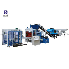 Concrete Hollow Paver Brick Block Making Machine for Sale in Philippines