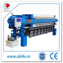 1500 * 2000 Filtre à membrane automatique Filtre