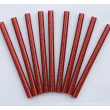 palillo del pegamento del derretimiento caliente del pegamento / palillos coloridos del pegamento del brillo del pegamento del derretimiento caliente de EVA