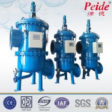 Sistema de automatización de tratamiento de agua de filtro de agua de retrolavado industrial