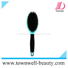 Professional Mixed Boar Bristle Cushion Feature Brush for Hair with Ionic & Heat Resistant Function