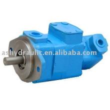 Vickers V10V20 double vane pump