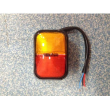 Lámpara de marcador lateral LED para camiones y remolques