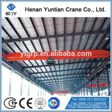 Light Duty 10 Ton Mobile Construction Overhead Crane
