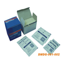 Esponjas de gasa esterilizadas y almohadilla no tejida (DMDG-001 ~ 2)