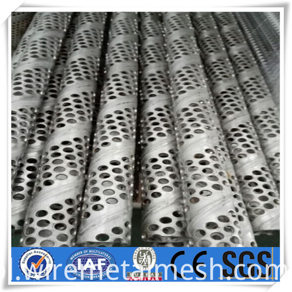 High corrosion resistance stainless steel oil sand filter pipe 54