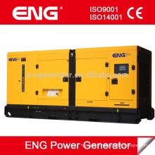 Groupe électrogène diesel d'auvent silencieux de générateur de 180kw principal avec le moteur 6LTAA8.9-G2 de CUMMINS