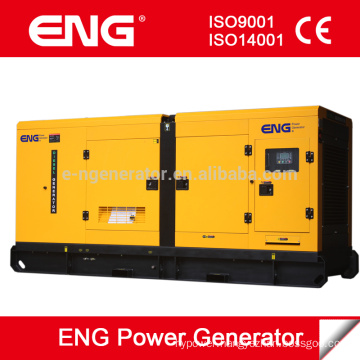 320kw silent generator Automatic start with Cummins engine NTAA855-G7A