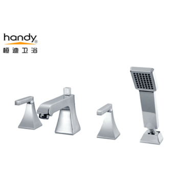 Bathtub Faucet Dengan Hand Shower Set