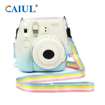 Gradient Color Instax Mini 9 Camera Case