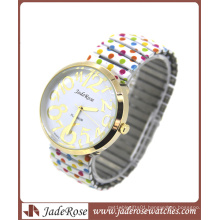 Quartz Promotional Lady Wrist Watch with Big Face