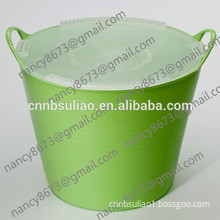 laundry bucket with lid