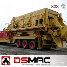 Mobile Stone Crusher (DMP 1315 PFS)