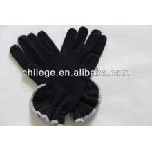 2013 ladies cashmere ruffle gloves