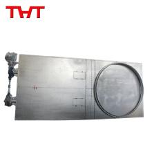 Válvula de compuerta de esclusa de gran tamaño del fabricante profesional / Compuerta