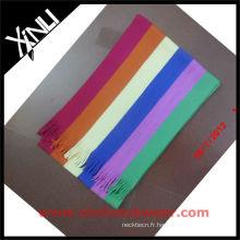 Écharpe en cachemire tricoté à la mode