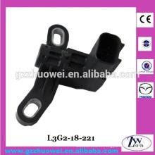 Sensor de posición del cigüeñal de la nueva llegada para Mazda M6 M3 2.0 RY CX7 L3G2-18-221