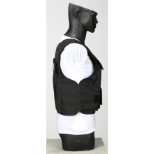 Black Soft Anti-stab & Bulletproof Vest